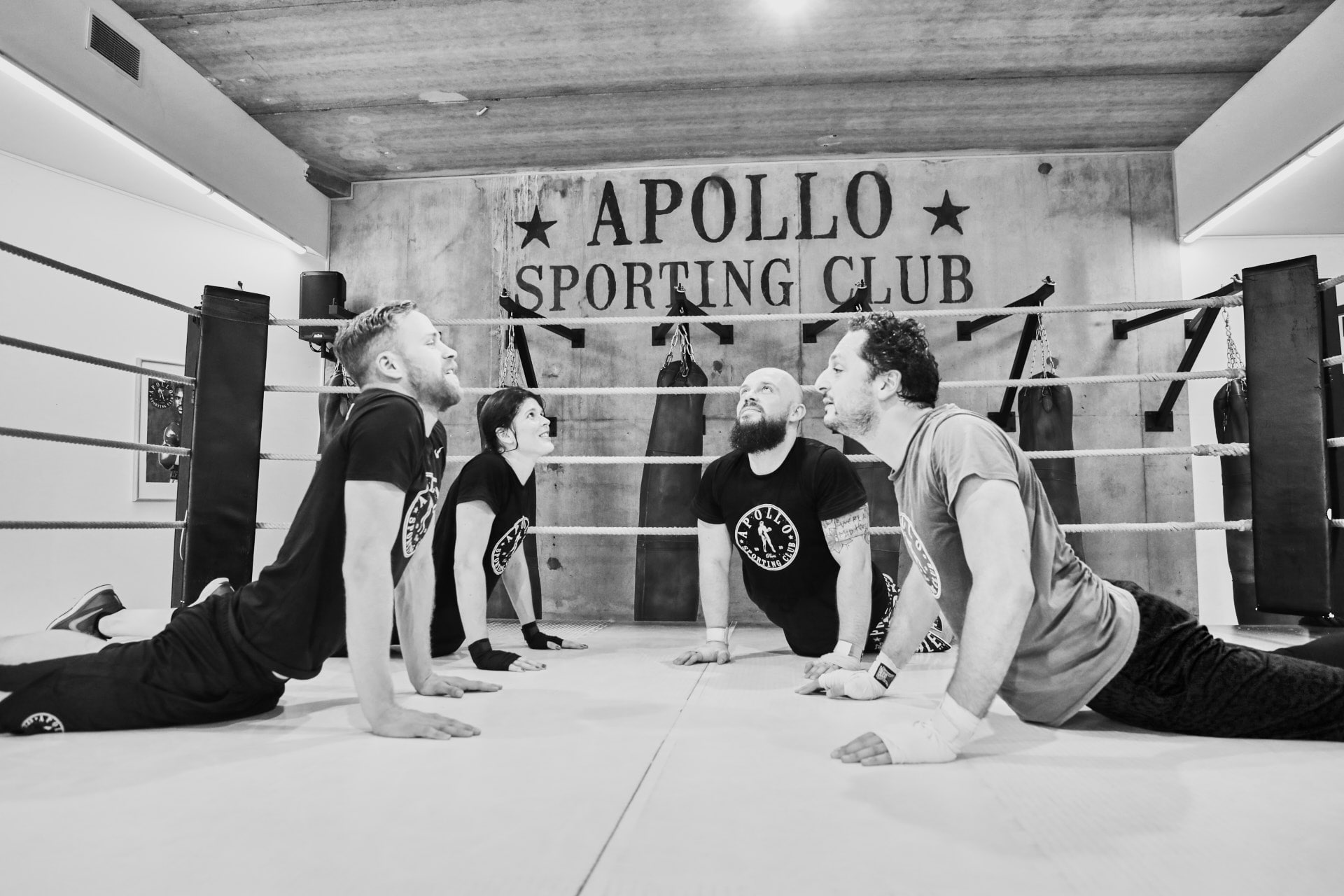 Cours de boxe à Apollo Sporting Club Paris 19ème Rosa Parks