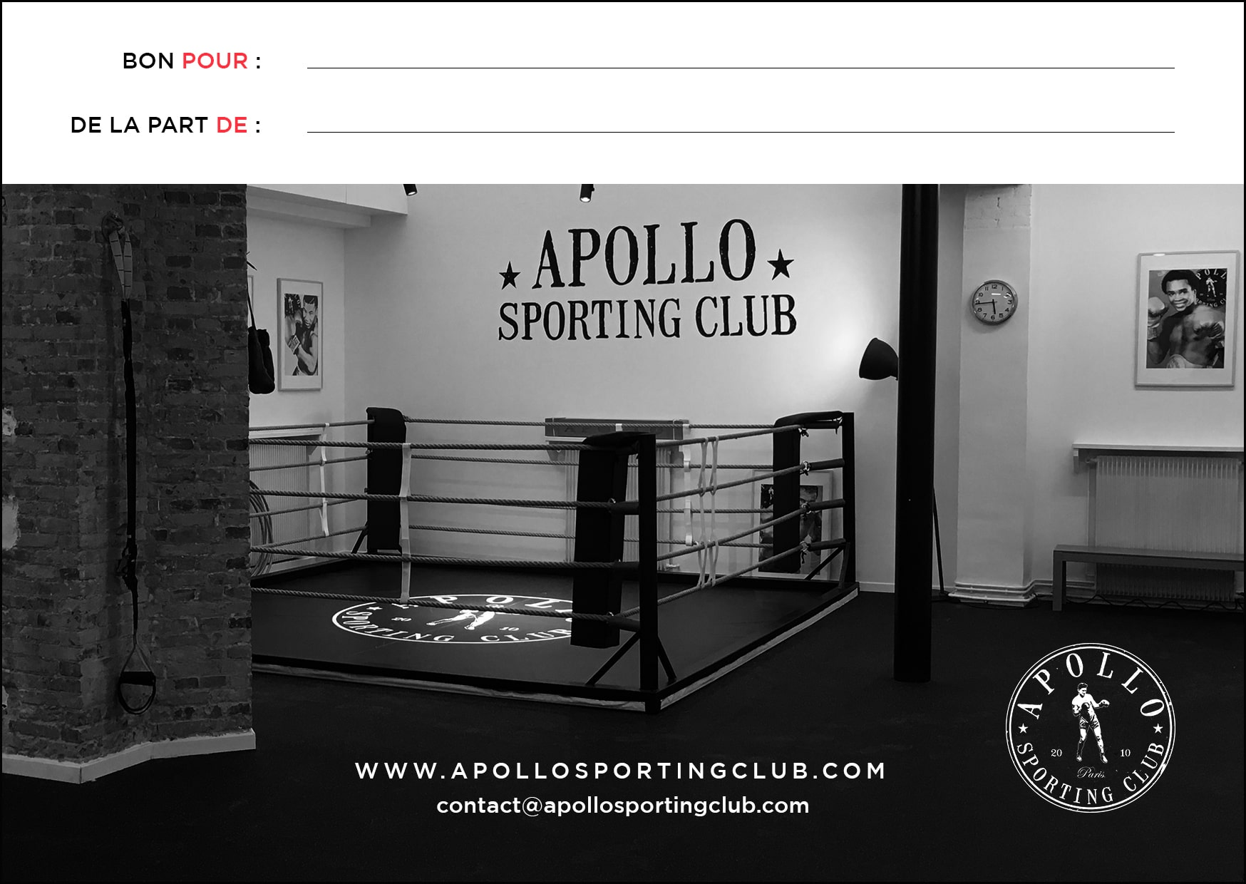 Image Actu Apollo Sporting Club