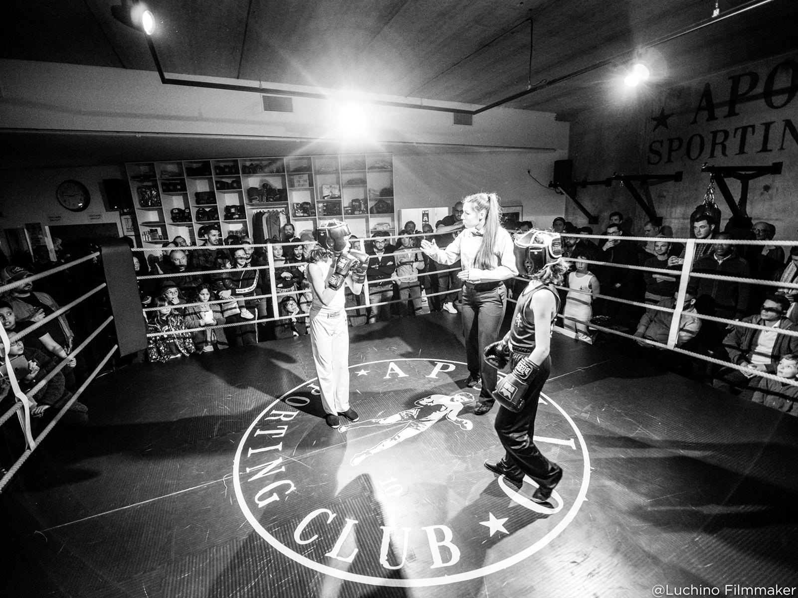 Apollo Boxing Nights pour les Kids