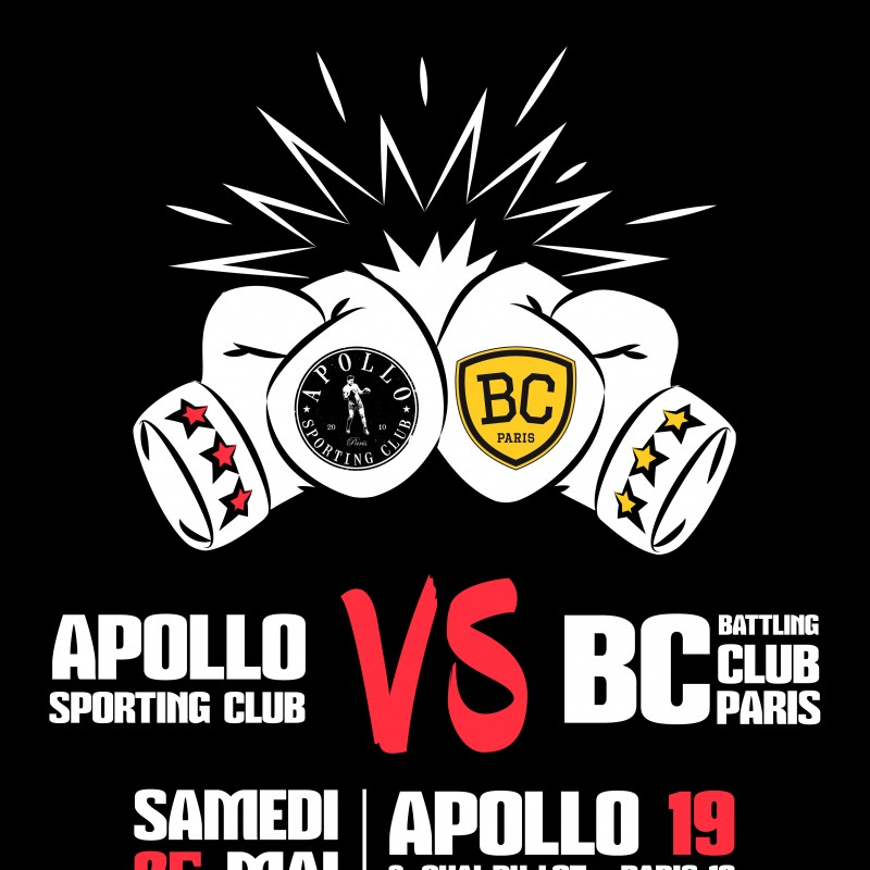 AFFICHE THE CLASH 2019-05-29